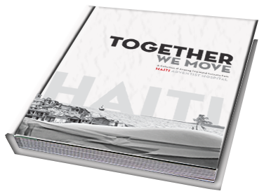 Haiti: Together We Move Book